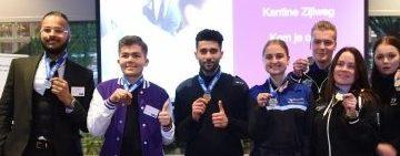 Skills Heroes winnaars 20192